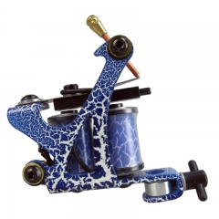 NEW Cheap Handmade Cast Iron Tattoo Machine Guns 8 wrap coils Shader Liner