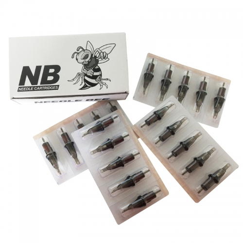20pcs/set Tattoo Cartridge Needles NB Revolution Needle