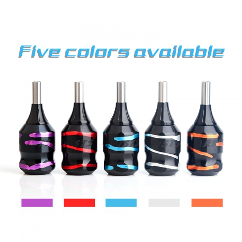 30mm Steel Ball Adjustable Space Aluminum Tattoo Grips