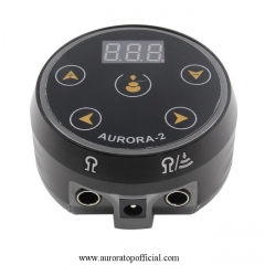 2020 New Design High Quality Aurora Ⅱ Tattoo Power Supply