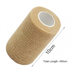6 pcs/bag 10cm*4.5m Elastic Bandage Tape Handle Grip Tube for Tattoo Machine Grip Accessories